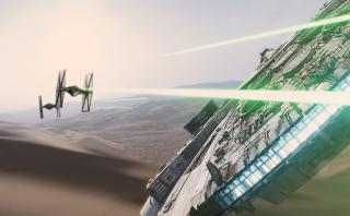 """""""Star Wars 7"""" ya es la tercera cinta más vista de la historia"""