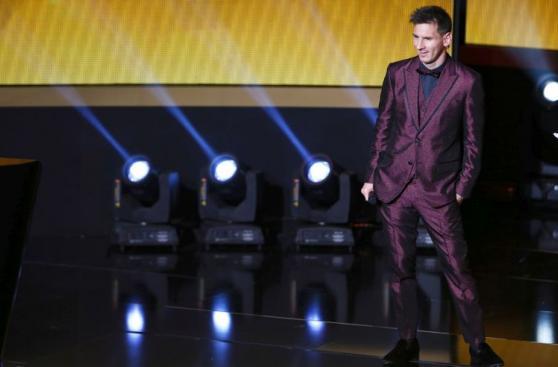 Balón de Oro 2015: ¿Con qué traje sorprenderá Lionel Messi?