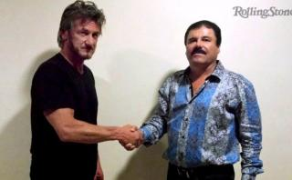 12 frases de 'El Chapo' Guzmán en su entrevista con Sean Penn