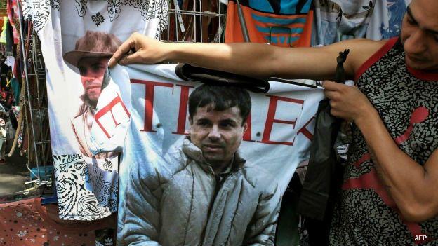 En México a Joaquín El Chapo Guzmán no le han comprobado que es narcotraficante. (Foto: AFP)