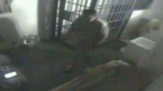 El capo se fugó de nuevo en julio pasado. (Foto: Captura de video)
