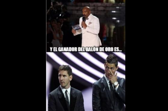 Balón de Oro 2015: los mejores memes de la previa (GALERÍA)