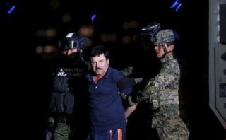 El Chapo Guzmán no se arrepiente por contrabando de drogas