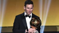 Balón de Oro: gala que premió a Messi y a los mejores del mundo