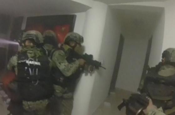 Así quedó la casa donde se escondía El Chapo Guzmán [FOTOS]