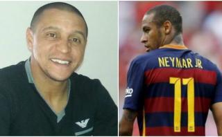 Roberto Carlos sabe cómo llevar a Neymar al Real Madrid