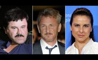 'Chapo' Guzmán: ¿qué le espera a Kate del Castillo y Sean Penn?