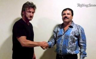 """Sean Penn sobre el 'Chapo': """"No tengo nada que ocultar"""""""