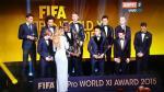 Equipo ideal de FIFA se reparte entre Barcelona y Real Madrid - Noticias de andrés iniesta