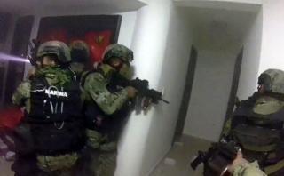 Así fue la operación para capturar a 'El Chapo' Guzmán [VIDEO]