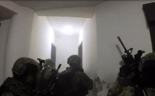 Soldado cuenta cómo fue el combate con los sicarios de El Chapo