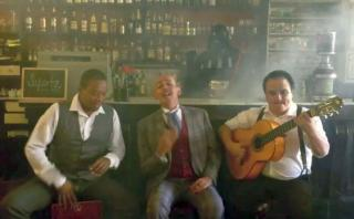 Los Juanelos estrenan su versión 'criolla' de Star Wars