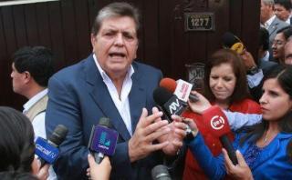 """García: """"En campaña, la plata en exageración ofende al elector"""""""