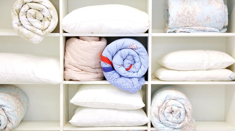 Aprende la manera correcta de guardar tus prendas de - Ropa de cama para hosteleria ...