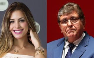 Milett Figueroa: ¿Por qué se reunió con Alan García?
