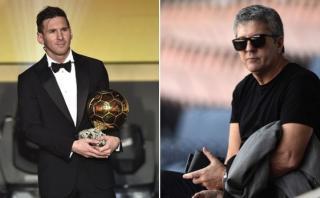 La emotiva carta de Jorge Messi a su hijo tras Balón de Oro