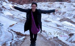 Peruana gana premio de la FITUR al blog de viajes más popular