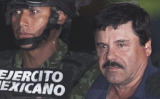 El Chapo Guzmán trató de registrar su nombre como marca