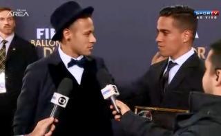 "Neymar bautizó así golazo de Wendell Lira: ""A lo 'karate Kid'"""