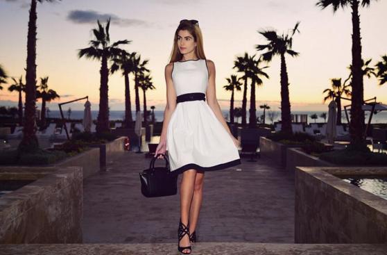 Melanie Martins, la modelo y