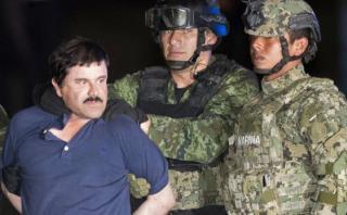"""""""El Chapo Guzmán está en total aislamiento, en un lugar frío"""""""