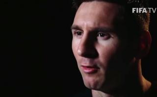 """Messi: """"Me gustaría volver algún día al fútbol argentino"""""""