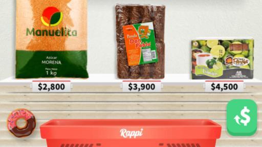 La plataforma que crearon los emprendedores imita, en definitiva, la tradicional forma de comprar en el supermercado. (Foto: Rappi)