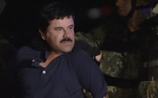 El 77% de mexicanos teme que El Chapo Guzmán vuelva a fugarse