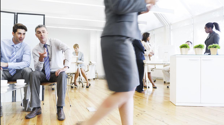 El 60% de las mujeres dijeron sentir que sus denuncias fueron ignoradas.(Foto Shutterstock)