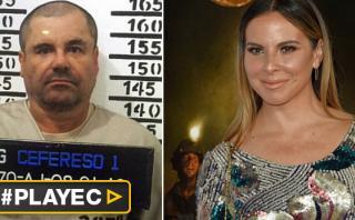 """Kate del Castillo: """"Contaré mi versión"""" sobre 'El Chapo' Guzmán"""