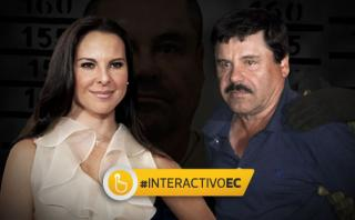 El Chapo y Kate del Castillo: los actores en la novela mexicana