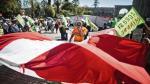 Dirigentes del Valle de Tambo postularían por Frente Amplio - Noticias de gilberto valle