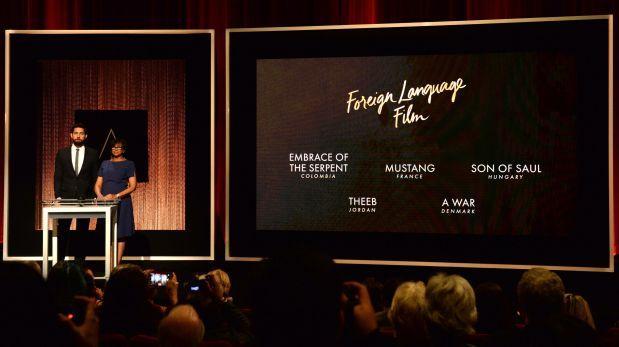 Oscar 2016: esta es la lista completa de nominados