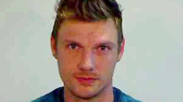 This Jan. 13, 2016 photo provided by the Monroe County Sheriff's Office shows singer Nick Carter. The former Backstreet Boys singer was arrested in Florida after a fight outside a bar. (Monroe County Sheriff's Office via AP)