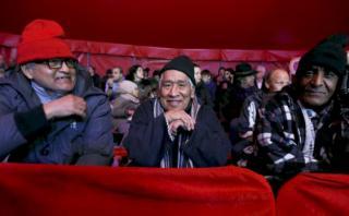 El papa Francisco invitó al circo a 2.000 personas sin hogar