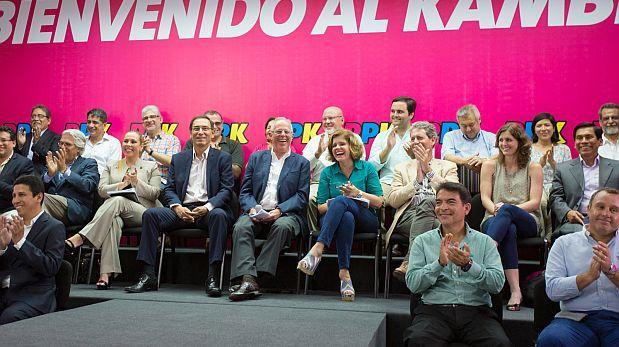 Estos son los precandidatos al Congreso del partido de PPK