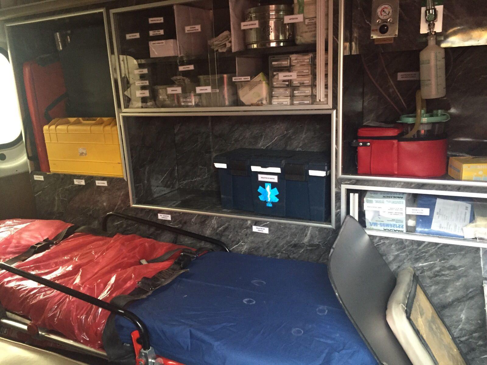 El equipo robado estaba valorizado en 25 mil soles (Foto: Difusión)