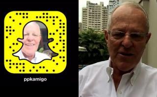 """PPK y su incursión en Snapchat: """"Siempre hay innovación"""""""