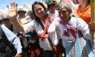 Keiko: No estoy a favor de matrimonio de parejas de mismo sexo