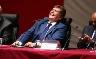 """García: """"Sería un honor que Mario Hart esté en Alianza Popular"""""""