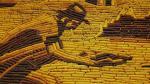 Visita el Corn Palace, un palacio cubierto con granos de maíz - Noticias de robin palacios