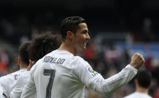 Cristiano Ronaldo anotó magistral golazo de media vuelta