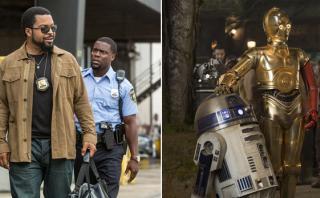 """""""Ride Along 2"""" destrona a """"The Force Awakens"""" en taquilla"""