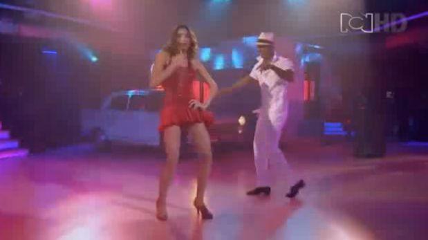 Esposa de James Rodríguez recibe críticas tras baile en TV