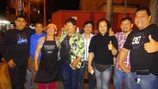 Anticucho Con Corazón: La ruta anticuchera llegó a Miraflores