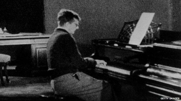 Shostakovich empezó a desarrollar la sinfonía con intensidad tras el comienzo de la invasión alemana. (Foto: Getty Images)