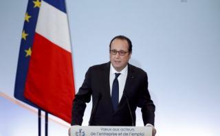 Hollande declara estado de emergencia económica en Francia