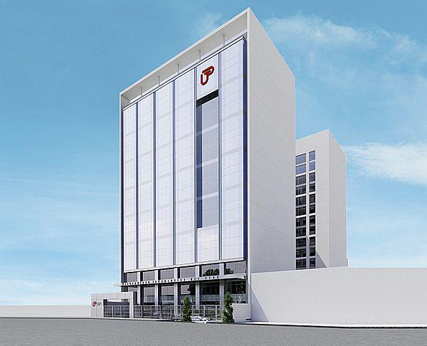 La sede contará con dos edificios de 15 pisos cada uno, que estarán equipados con modernos laboratorios, aulas y salas de uso múltiple. (Foto: Difusión)