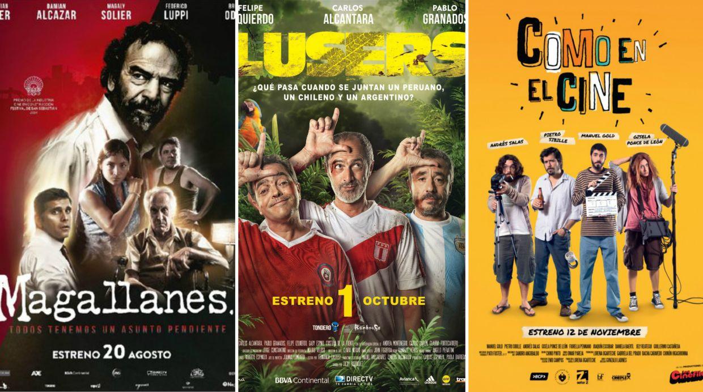 CINE. BF Distribution trajo al cine estas películas. (Foto: Difusión)