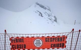 Avalancha en los Alpes franceses mata a cinco soldados
